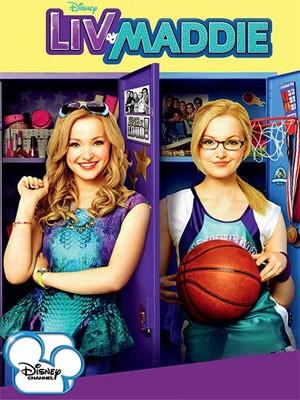 Quel personnage de 'Liv et Maddie' es-tu ?