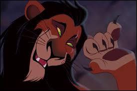 """Dans le classique d'animation Disney """"Le Roi lion"""", quels animaux se sont alliés à Scar, l'oncle de Simba qui a tué son père ?"""