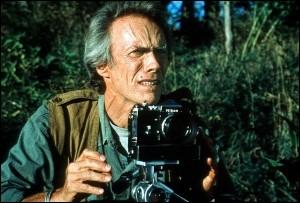 """Cint Eastwood + __________ = """"Sur la route de Madison"""""""