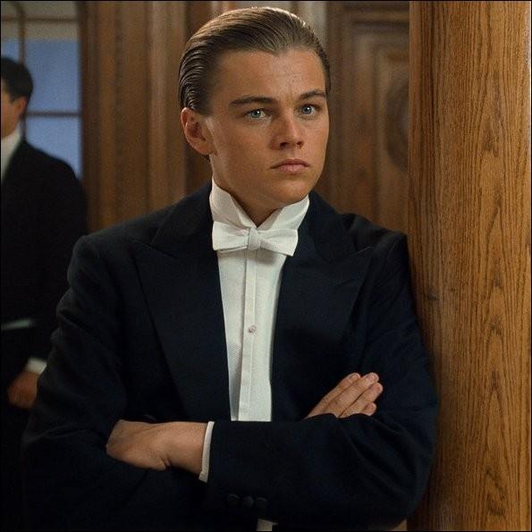 "Leonardo DiCaprio + __________ = ""Titanic"""