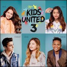 En Août 2017, les Kids United ont sorti leur nouvel album qui s'intitule...