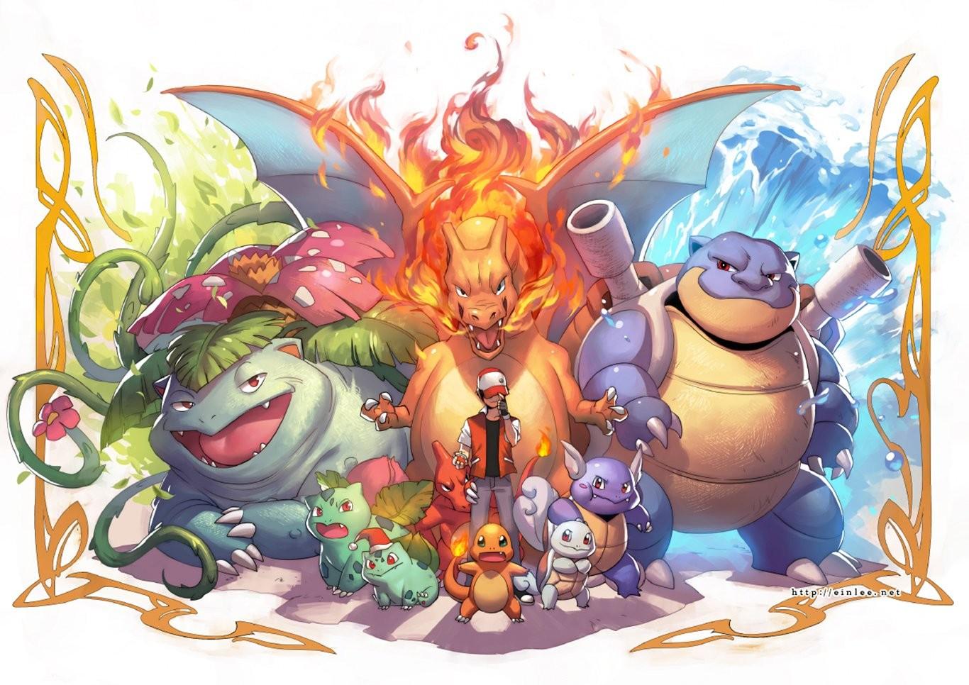 Les noms des Pokémon (1)