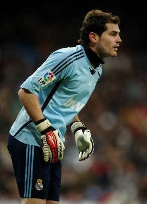 11 joueurs du Real Madrid saison 2009-2010