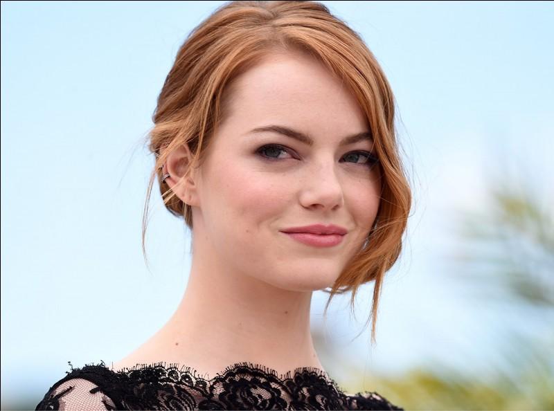 """Elle est connu pour avoir joué le rôle de """"Mia"""" dans La La Land :"""