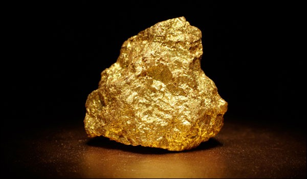 Technologie : L'or est un...