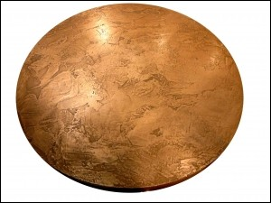 Le bronze est un...