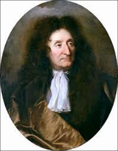 Réalisée en 1690, cette peinture croque le portrait du poète, moraliste, dramaturge, librettiste, romancier et fabuliste : Jean de La Fontaine. Quel artiste baroque a réalisé ce tableau ?