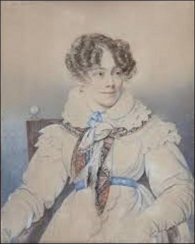 Parmi ces trois peintres portraitistes russes, lequel a peint, en 1823, ce portrait de Sophie Rostopchine, plus connue sous le pseudonyme de comtesse de Ségur ?