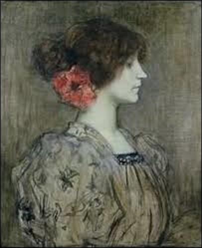 Vers 1896, quel peintre peint le ''Portrait de Colette'', femme de lettres, connue surtout comme romancière, mais qui fut aussi durant sa vie, mime, actrice et journaliste ? (La localisation de cette toile est inconnue).