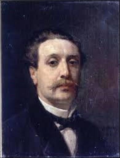 Conservé au musée national des châteaux de Versailles et de Trianon, ''Portrait de Guy de Maupassant'' est une huile sur toile réalisée par un peintre, graveur et illustrateur (1826-1888). Quel est le nom de cet artiste qui a exécuté ce tableau représentant ce grand écrivain ?