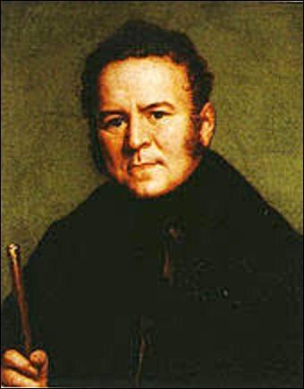 Quel peintre portraitiste et d'histoire a peint, en 1835, cette toile représentant Henri Beyle, plus connu sous le pseudonyme de Stendhal, peinture actuellement conservée à la bibliothèque Sormani à Milan ?