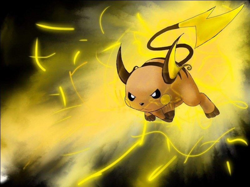 Et la dernière évolution de ces Pokémon mignons est :