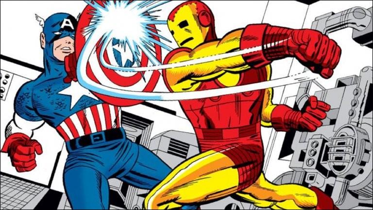 Deux supers héros indestructibles qui, la plupart du temps, s'unissent pour défendre le monde libre de l'agression de dangereuses fripouilles !