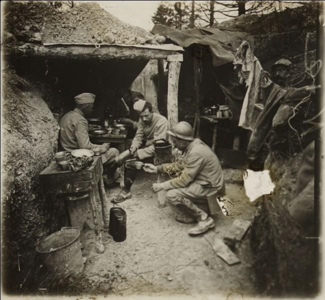 Quand a eu lieu la Première Guerre mondiale ?