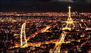 """Elle est surnommée la """"Ville Lumière""""."""