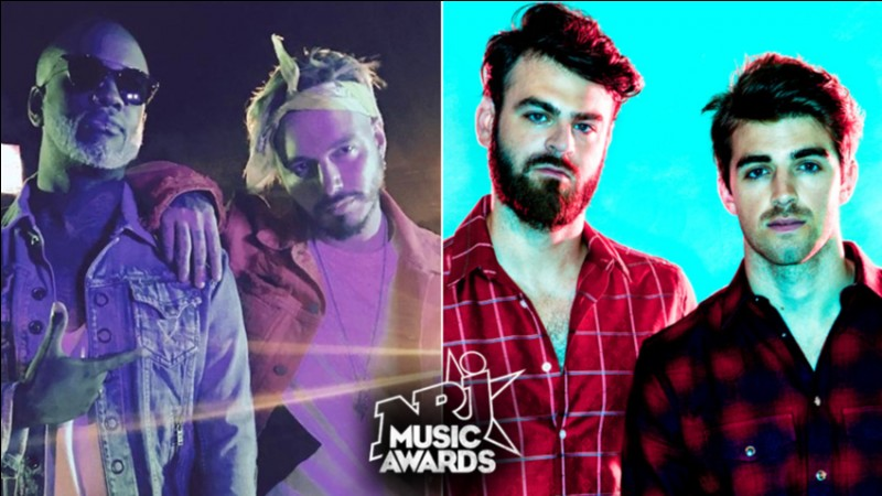 NRJ Music Awards est diffusée depuis Cannes.