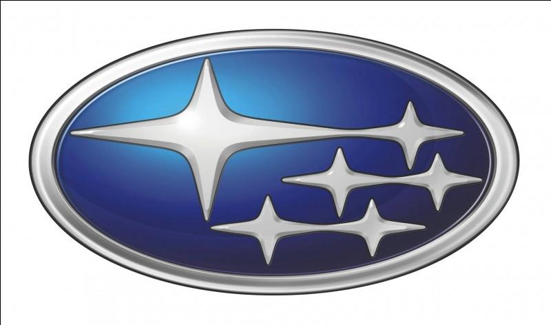 C'est une marque de voitures...