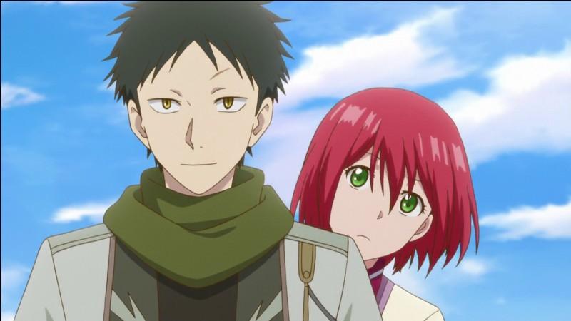 Obi aime-t-il Shirayuki ?