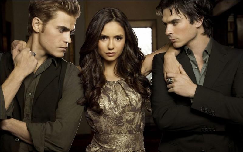 """Tu trouves que """"Vampire Diaries"""" est :"""