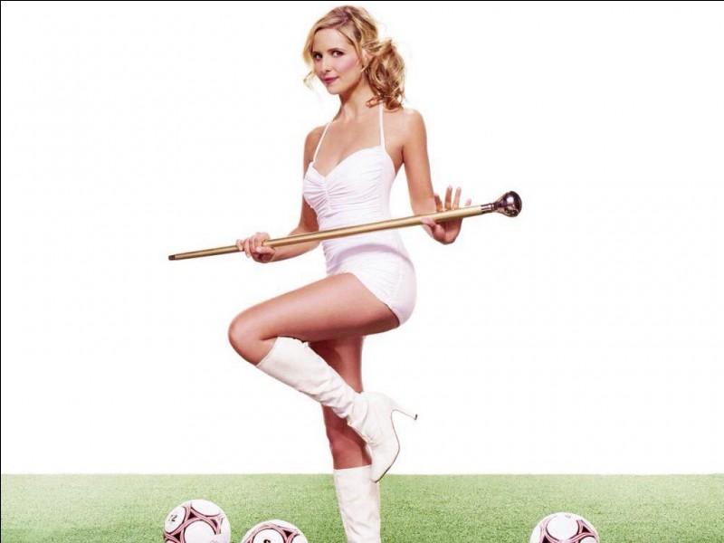 Quelle actrice joue le rôle de Buffy ?