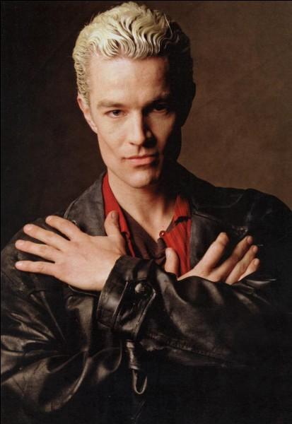 Quel est le nom de l'acteur qui joue Spike ?