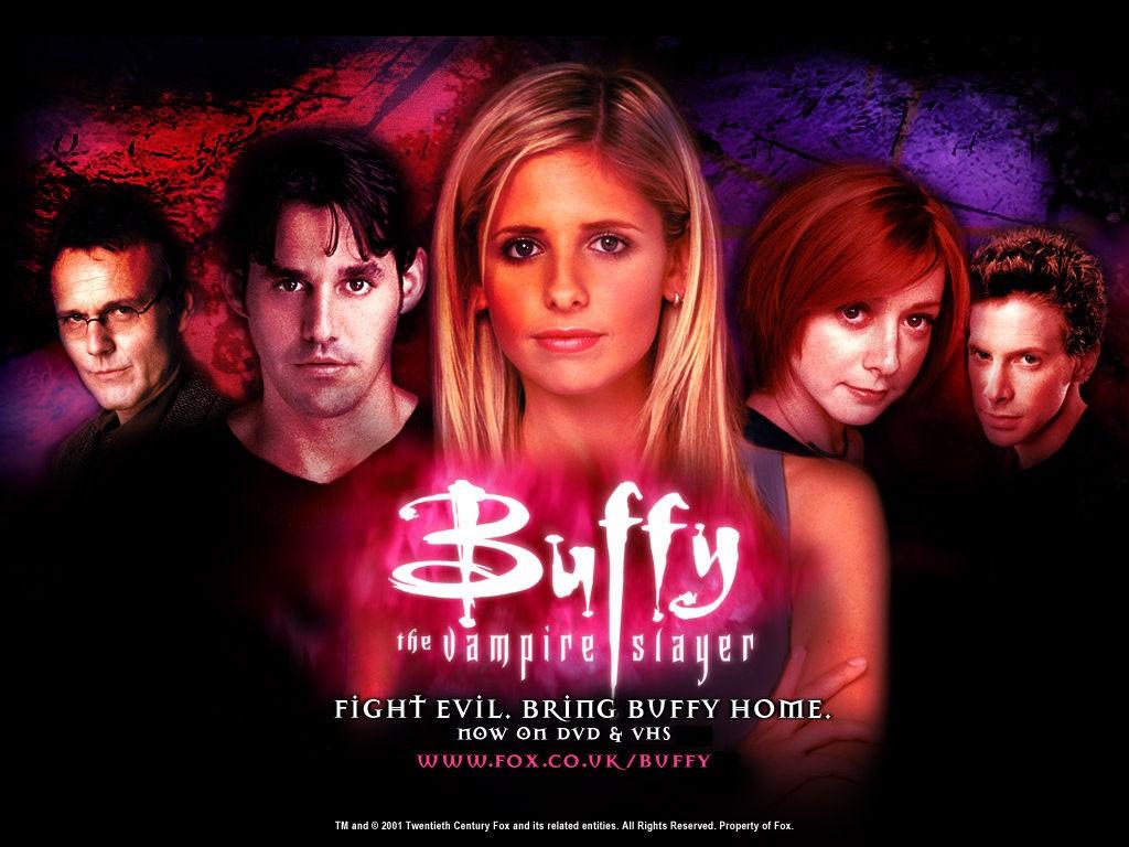 Les personnages de ''Buffy contre les vampires''