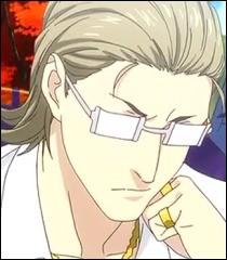 Eizan Etsuya fait partie du Conseil des dix maîtres. Il est spécialisé dans la gestion d'établissement et on ne le voit presque jamais en cuisine. Il déteste par-dessus tout Yukihira. Quel est son surnom ?