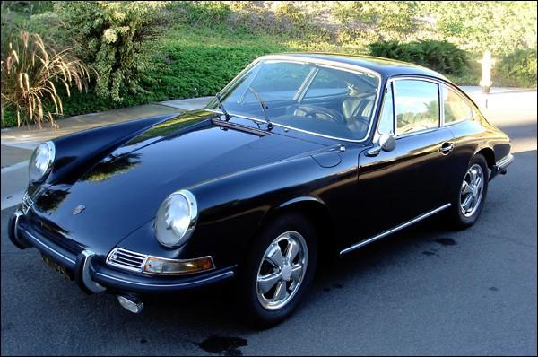 Cette Porsche de 1967 est une...