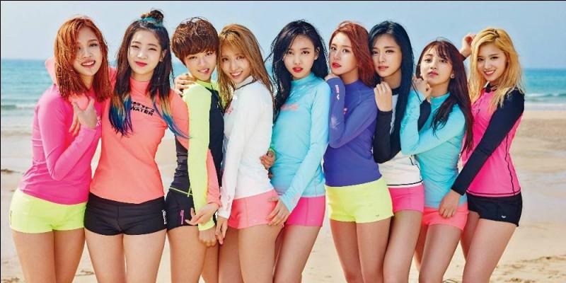 Quels sont les membres qui ne sont pas originaires de la Corée du Sud ?