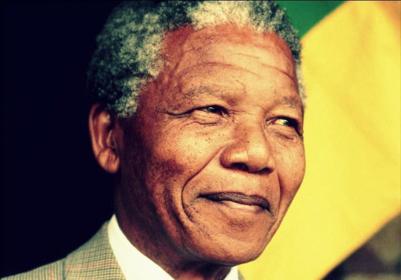 Quelles sont les dates de la présidence de l'Afrique du Sud par Nelson Mandela ?