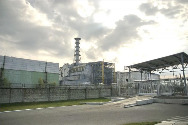De quand date la catastrophe de Tchernobyl ?