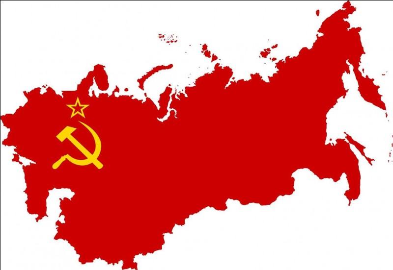 Quand l'URSS s'est-elle dissoute ?
