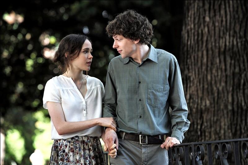 Ellen Page est l'une des protagonistes du film To Rome with love. Elle vient passer quelques jours chez une amie à Rome, et a pour métier... ?