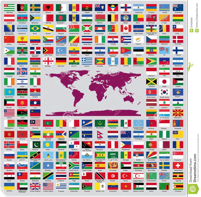 drapeau-du-monde-image
