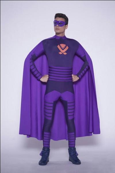 Qui est le super-héros ?