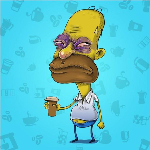 Si Bart fait les 400 coups le soir, Homer, lui, préfère s'amuser avec ses potes tout en buvant de la bonne bière (...) chez Moe acompagné de bons donuts.