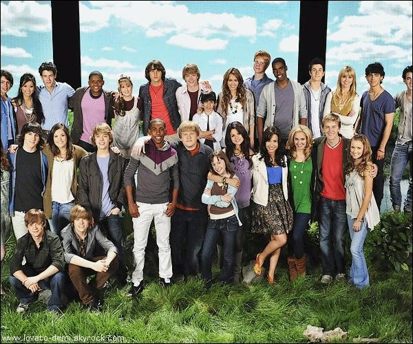Quel est le titre Disney Friends for change qu'elle interprête pour le Projet Vert de Disney Channel ?