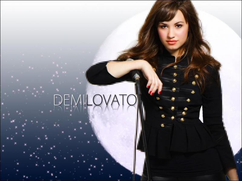 Avec laquelle de ces chansons, Demi a-t-elle fait une cover (chanson d'un autre artiste) ?