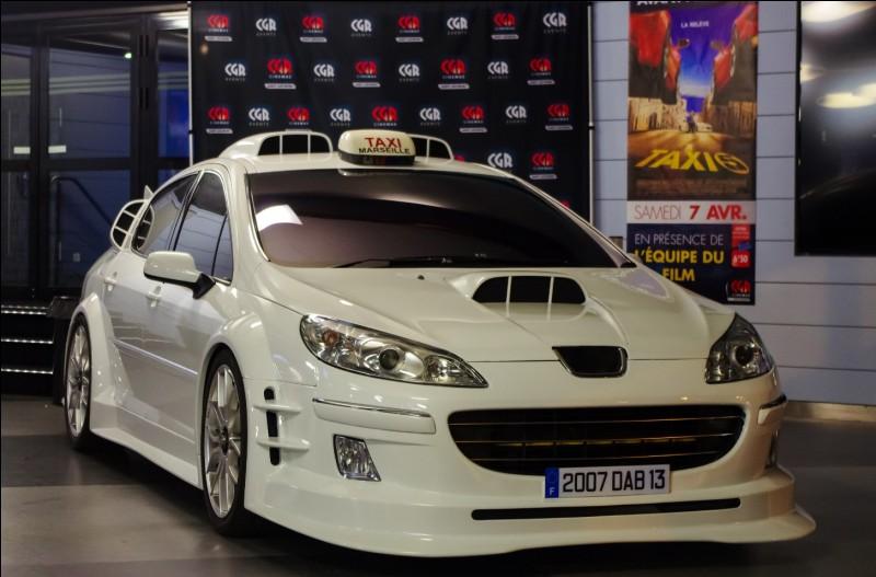 Dans quelle serie de film peut on voir cette voiture ?