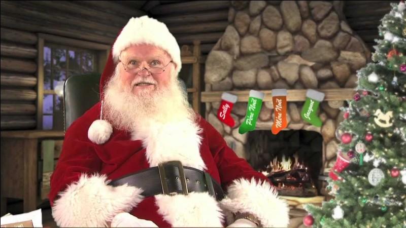 Où habite le père Noël ?