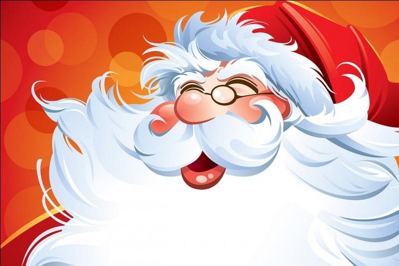 Pourquoi le manteau du père Noël est-il rouge ?