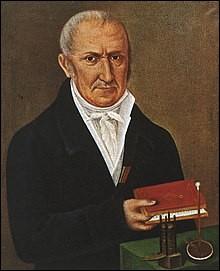 V comme Volta. Qui était Alessandro Volta ?
