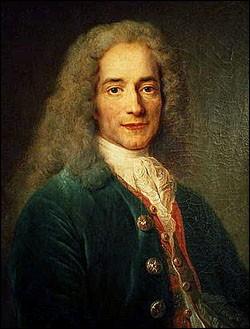 V comme Voltaire. Quel était son véritable nom ?