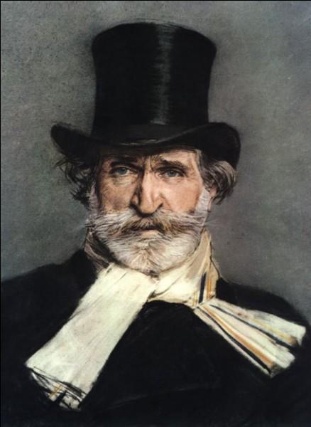 V comme Verdi. Lequel de ces opéras n'est pas de Giuseppe Verdi ?