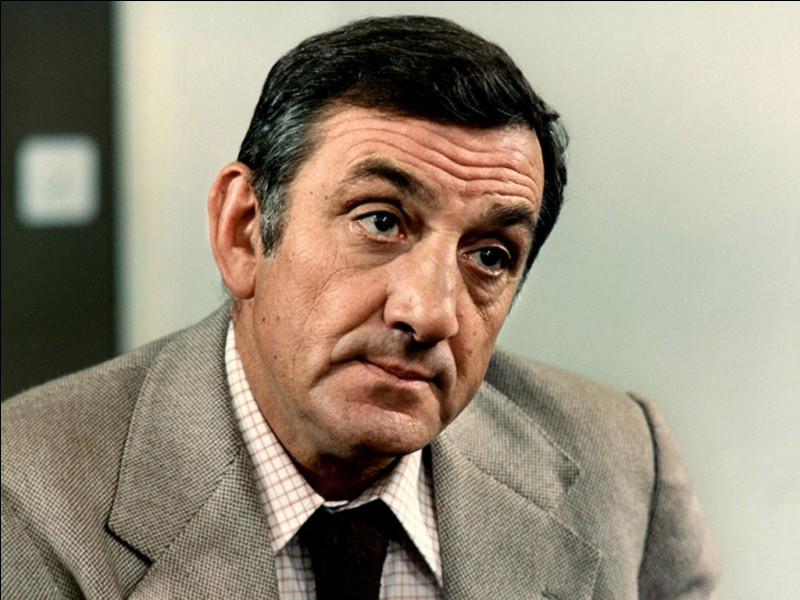 V comme Ventura. Dans lequel de ces films ne voit-on pas Lino Ventura ?
