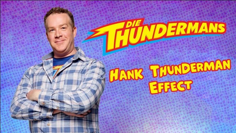 Les pouvoirs de Hank sont :