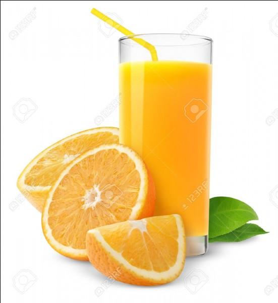 Veux-tu un verre de jus d'orange ?