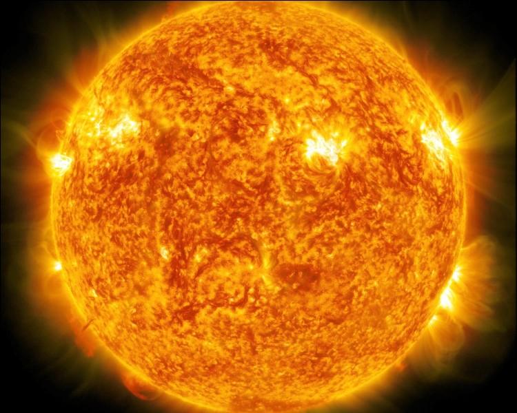 Quizz les plan tes quiz astronomie espace - Apaiser les coups de soleil naturellement ...