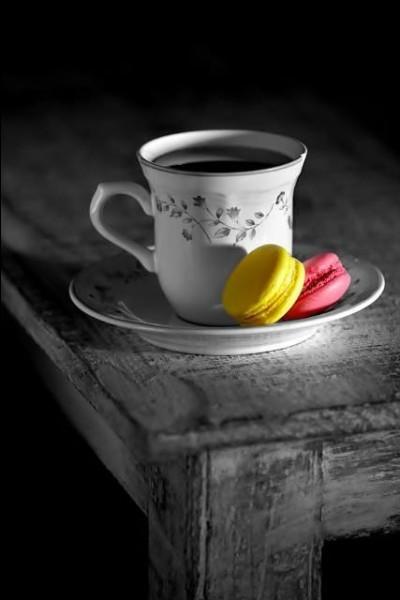 En parlant de café, qu'aimait particulièrement Gainsbourg ?