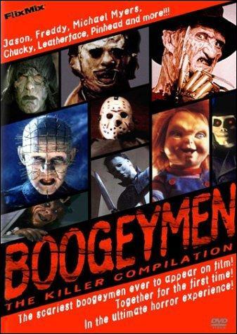 Lequel de ces tueurs des années 80 a fait le plus d'apparitions dans des oeuvres des années 90?